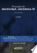 Principios de Electricidad y Electrónica III 2aEd.