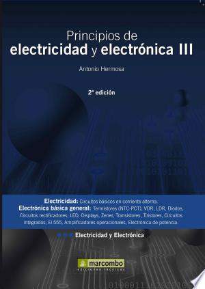 Free Download Principios de Electricidad y Electrónica III 2aEd. PDF - Writers Club