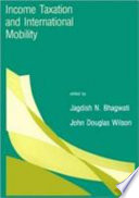 Income Taxation and International Mobility