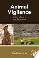 Animal Vigilance Book