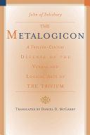 The Metalogicon