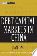 Debt Capital Markets in China Book