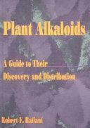 Plant Alkaloids
