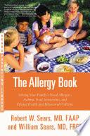 The Allergy Book Book