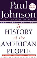 A History of the American People [Pdf/ePub] eBook