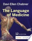 The Language Of Medicine E Book Book PDF