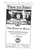 Pdf The Story of Kate