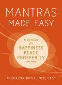 Mantras Made Easy