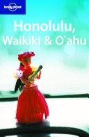 Honolulu  Waikiki   O ahu