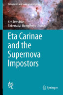 Eta Carinae and the Supernova Impostors [Pdf/ePub] eBook