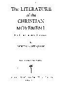 Christian Beginnings  The beginnings of the Gospel story