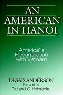 An American in Hanoi