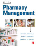 Pharmacy Management  Third Edition