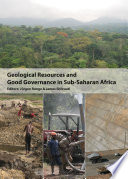 Geological Resources and Good Governance in Sub-Saharan Africa