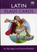 Latin Flash Cards