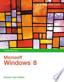 New Perspectives On Microsoft Windows 8 Comprehensive