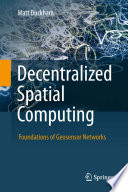 Decentralized Spatial Computing Book