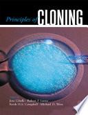 Principles of Cloning Book