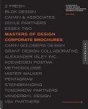 Masters of Design  Corporate Brochures