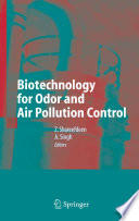 Biotechnology for Odor and Air Pollution Control