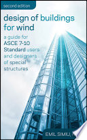 Design of Buildings for Wind Book