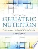 Geriatric Nutrition Book