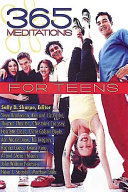 365 Meditations for Teens Book