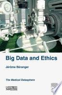 Big Data And Ethics