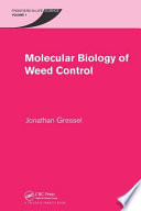 Molecular Biology of Weed Control