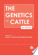 """The Genetics of Cattle, 2nd Edition"" by Dorian Garrick, Anatoly Ruvinsky"