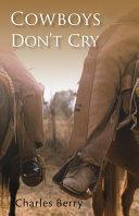 Pdf Cowboys Don't Cry