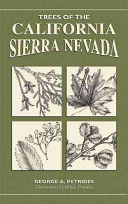 Trees of the California Sierra Nevada