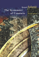The Economics of Contracts