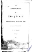 Complete Works  Reprinted Entire from the Last English Edition