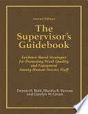 The Supervisor S Guidebook