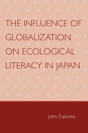 The Influence of Globalization on Ecological Literacy in Japan