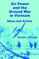 Air Power and the Ground War in Vietnam