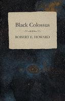 Pdf Black Colossus