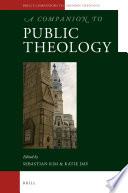 A Companion to Public Theology