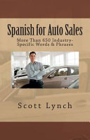 Spanish for Auto Sales