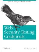 Web Security Testing Cookbook