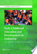 Early Childhood Education and Development in Indonesia