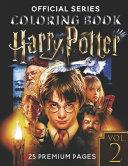 Harry Potter Coloring Book Vol2