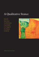 A Qualitative Stance