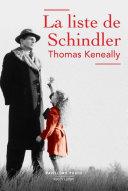 La Liste de Schindler Pdf/ePub eBook
