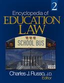 Encyclopedia of Education Law