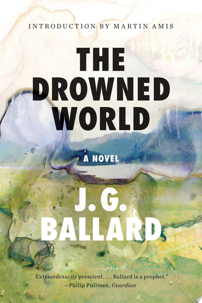 The Drowned World: A Novel (50th Anniversary Edition) banner backdrop
