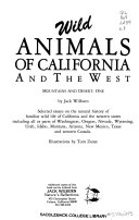 Wild Animals of California and the West