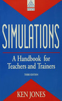 Simulations  a Handbook for Teachers and Trainers