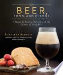 Beer  Food  and Flavor
